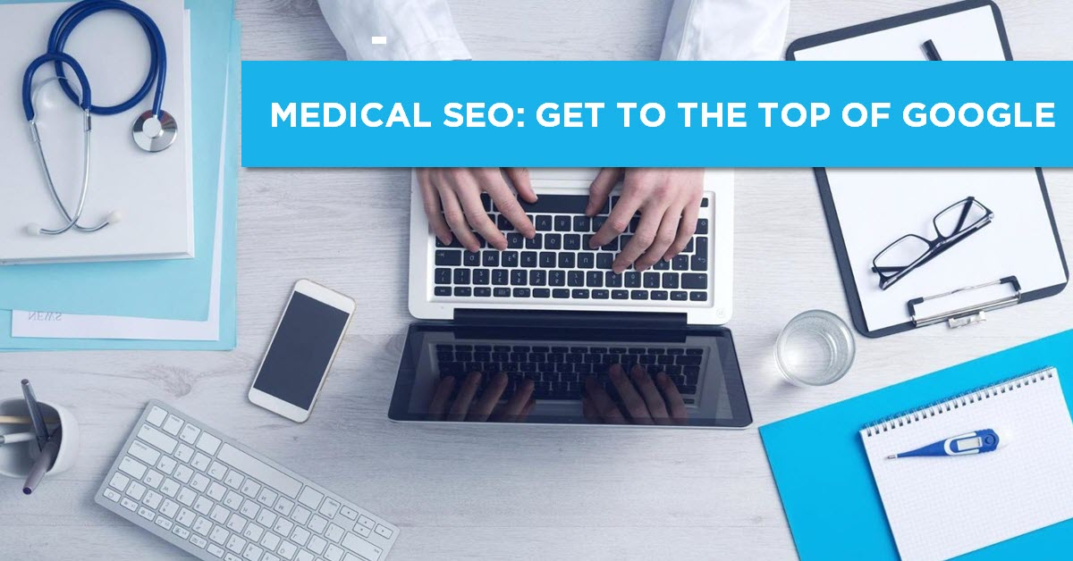 Healthcare SEO services, Clinic SEO, Medical SEO Company India